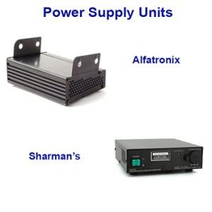 Power Supplies & Voltage Reducers
