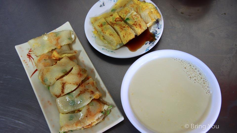 【高雄美食】左營大路古早味小吃之早餐&宵夜好店 ☞ 阿博豆漿店 | BringYou
