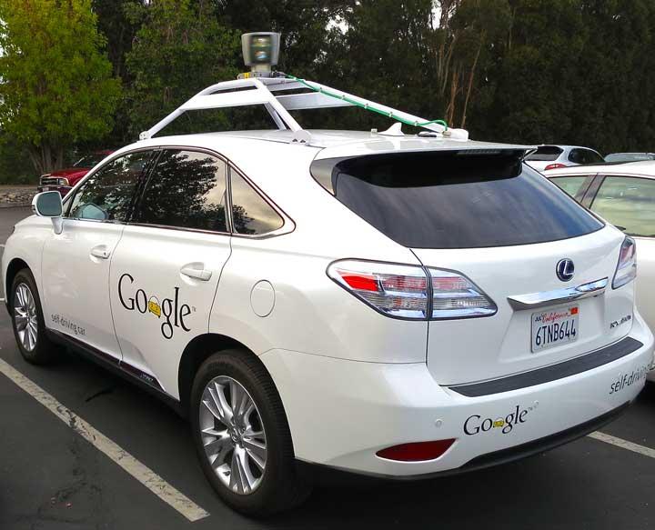 無人駕駛車 無人車 driverless car 自動駕駛車 autonomous car