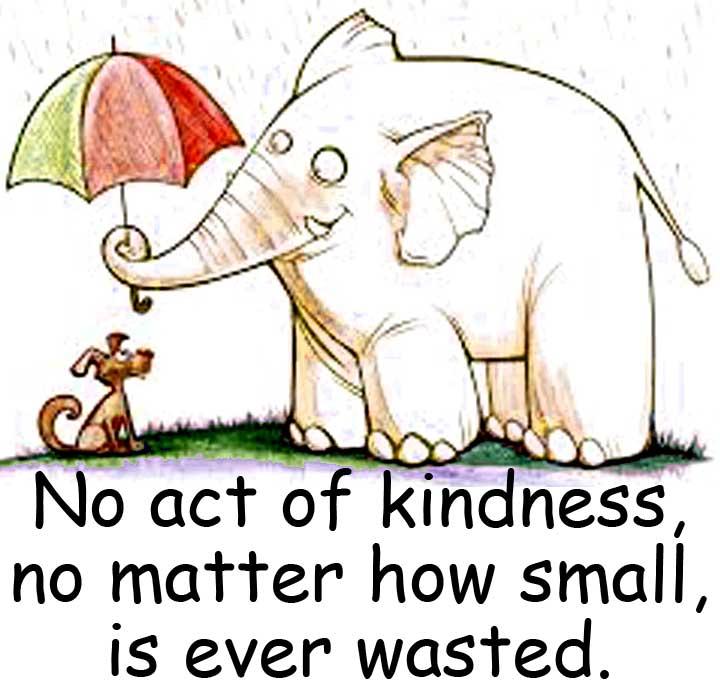 善行 伊索寓言 kindness Aesop