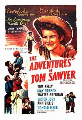 Image result for the adventures of tom sawyer poster
