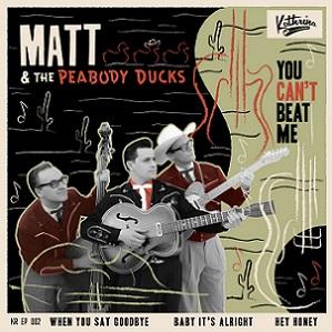 Matt & The Peabody Ducks
