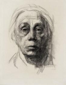 Self portrait 1934