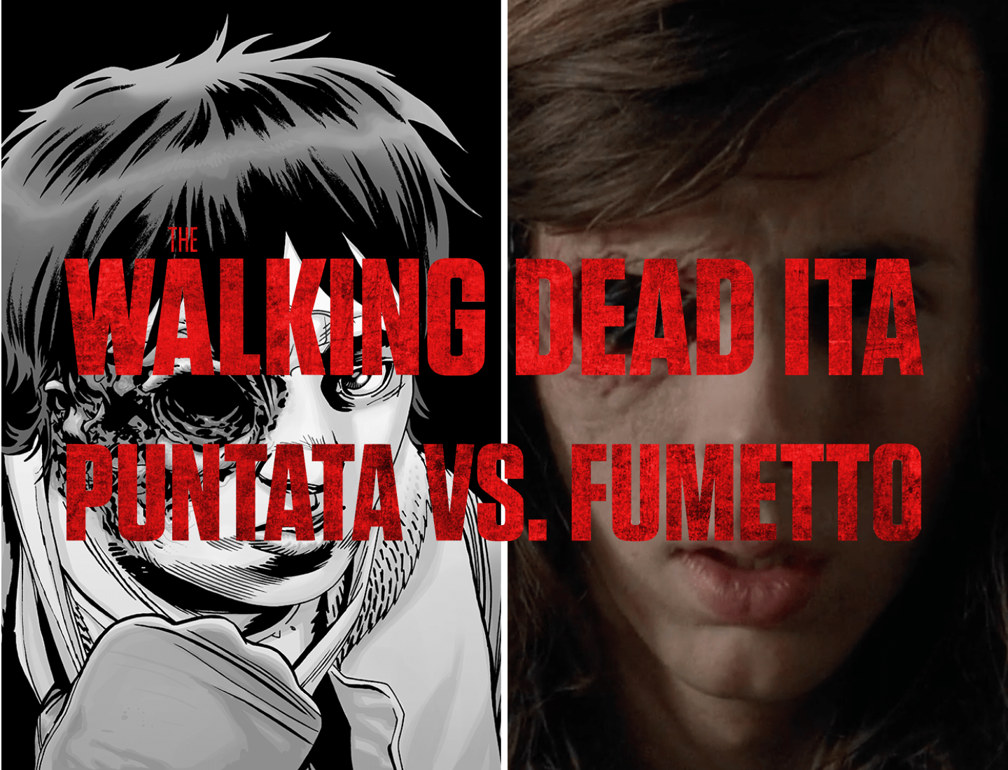 L'Episodio 7×07 di The Walking Dead vs. il fumetto
