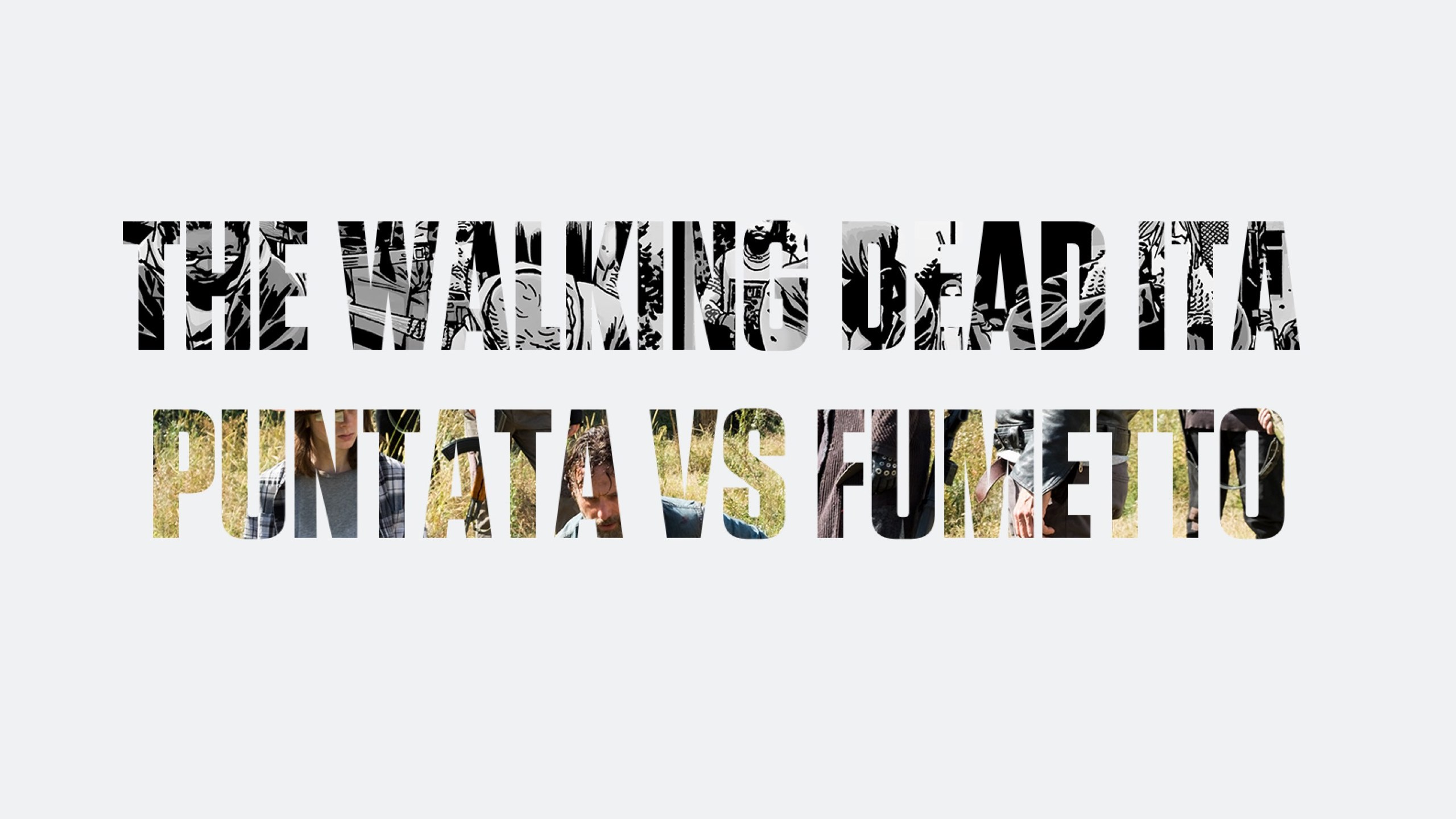 The Walking Dead 7×16 vs. il Fumetto