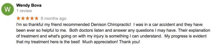 Best Chiropractor Denison TX