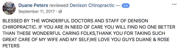 Migraines Chiropractic Denison