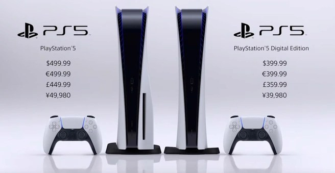 PlayStation 5 Prizes