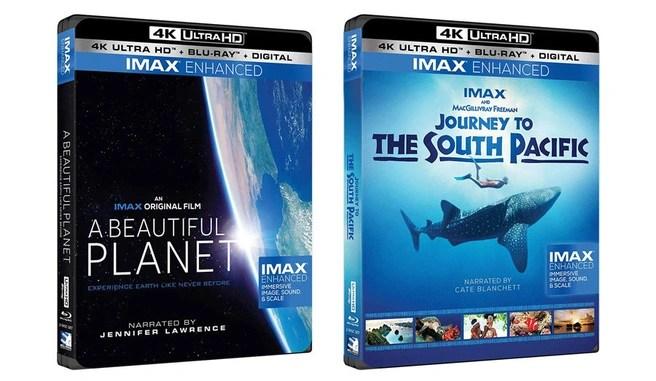 UHD Blu-Ray IMAX Enhanced