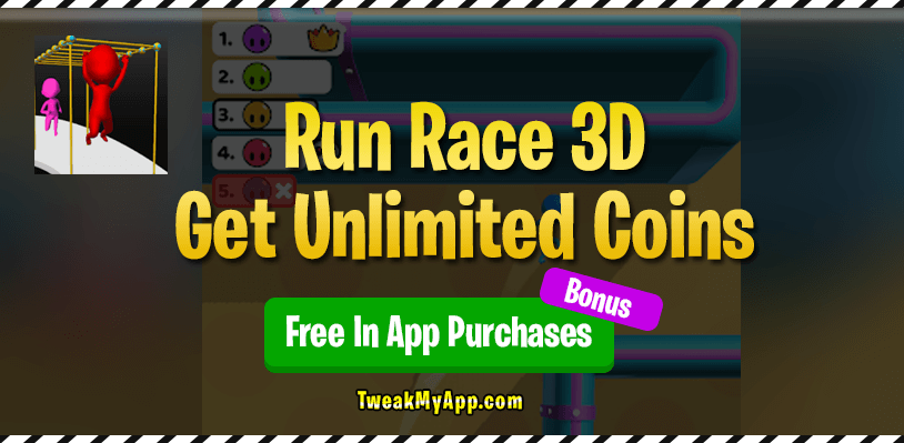 Run Race 3D Online Hack Generator