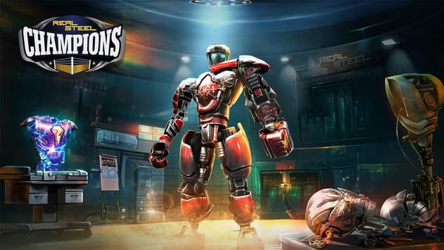 Real Steel Boxing Champions poster