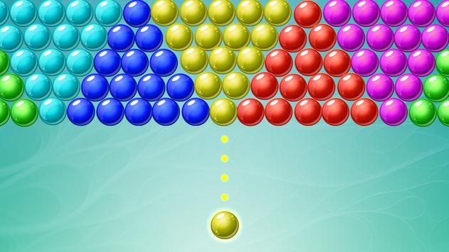 Bubble Shooter With Friends poster