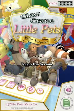 Claw Crane Little Pets poster
