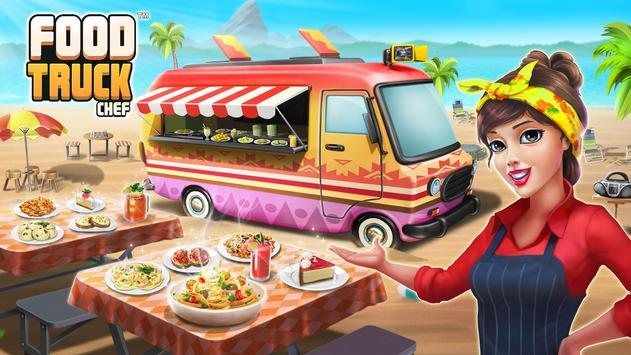Food Truck Chef™ 🍕Cooking Games 🌮Delicious Diner poster