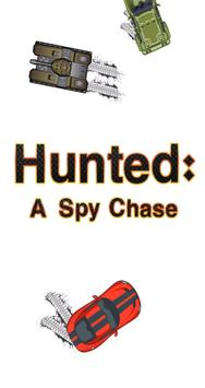 Hunted: A Spy Chase poster