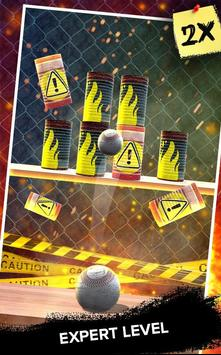 Knock Down Cans : hit cans screenshot 1