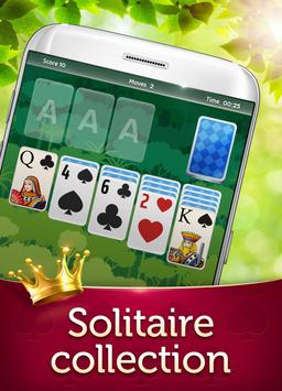 Magic Solitaire - Card Game poster