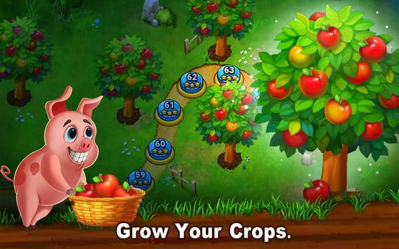 Solitaire - Harvest Day screenshot 1