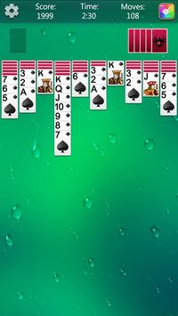 Spider Solitaire Fun poster
