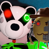 Badgy Piggy Army Chapter 12 The Plant Obby Ending icon