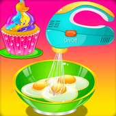 Baking Cupcakes 7 - Cooking Games icon