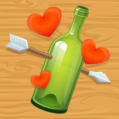 Spin the Bottle: Kiss, Chat and Flirt icon