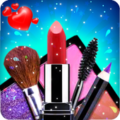 Best Makeup Kit Factory👸 Magic Fairy Beauty Game icon