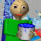 Cool Math Teacher Scary Ice Bucket Challenge Mod icon