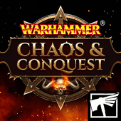 Warhammer: Chaos & Conquest - Real Time Strategy icon