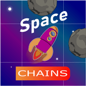 Space Chains FREE - Conquer the cosmic field! 🚀 icon