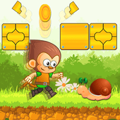 Super Kong Jump - Monkey Bros & Banana Forest Tale icon
