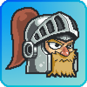 Dungonian: Pixel card puzzle dungeon icon