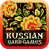 Russian Card Games icon