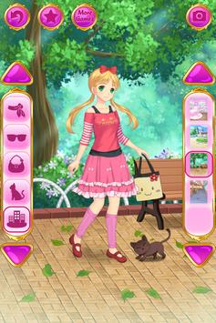 Anime Dress Up screenshot 1