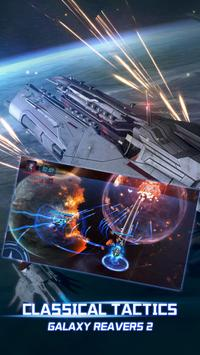 Galaxy Reavers 2 - Space RTS Battle poster