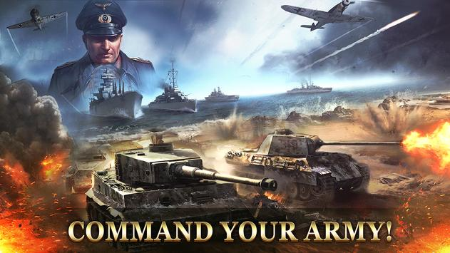 WW2: Strategy Commander Conquer Frontline screenshot 1