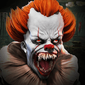 Scary Horror Clown Escape Game Free 2020 icon