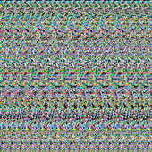 Stereogram icon