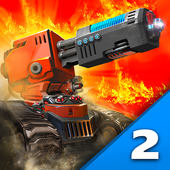 Defense Legends 2: Commander Tower Defense icon