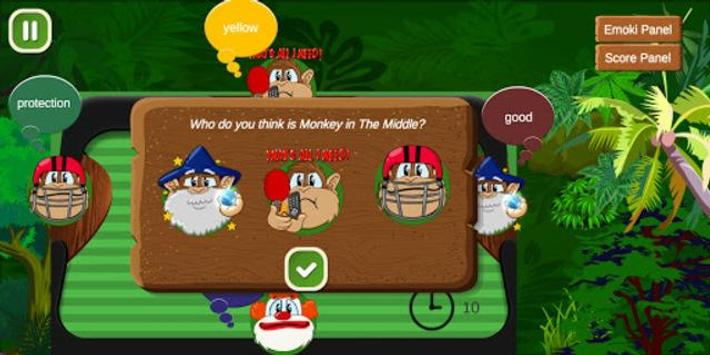 Monkey In the Middle screenshot 1
