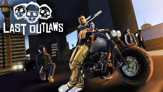 Last Outlaws poster