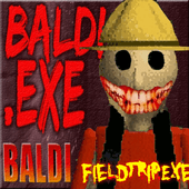 Buldi's basic Field Trip in Camping Horror icon