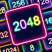 Neon Pop Numbers icon