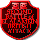British Offensive: 2nd Battle of El Alamein (free) icon