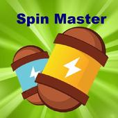 Daily free Spin and Coin for CM icon