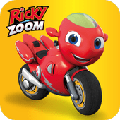 Ricky Zoom™: Welcome to Wheelford icon