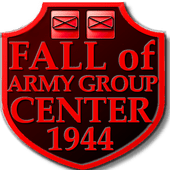 Fall of Army Group Center 1944 icon