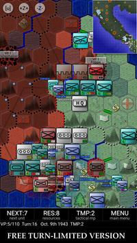 Allied Invasion of Italy 1943 screenshot 1