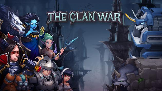 TheClanWar poster