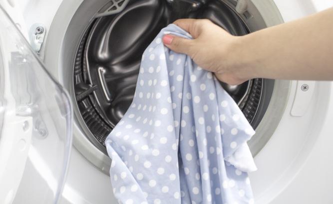 Stoffe vorwaschen - Tweed and Greet